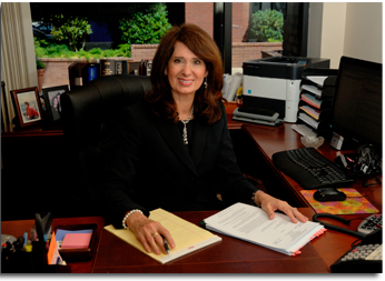 Nancy J. Stegall - Family Law Attorney.
